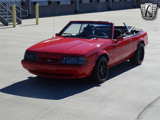1990 Ford Mustang (CC-1433300) for sale in O'Fallon, Illinois