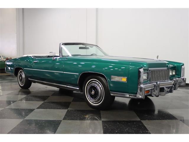 1976 Cadillac Eldorado (CC-1433302) for sale in Ft Worth, Texas