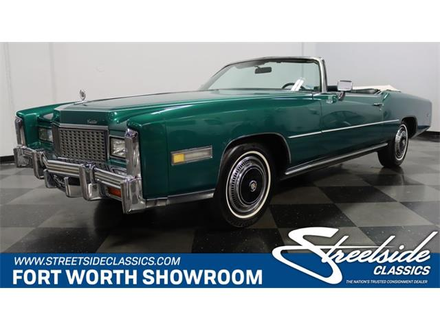1976 Cadillac Eldorado (CC-1433302) for sale in Ft Worth, Texas