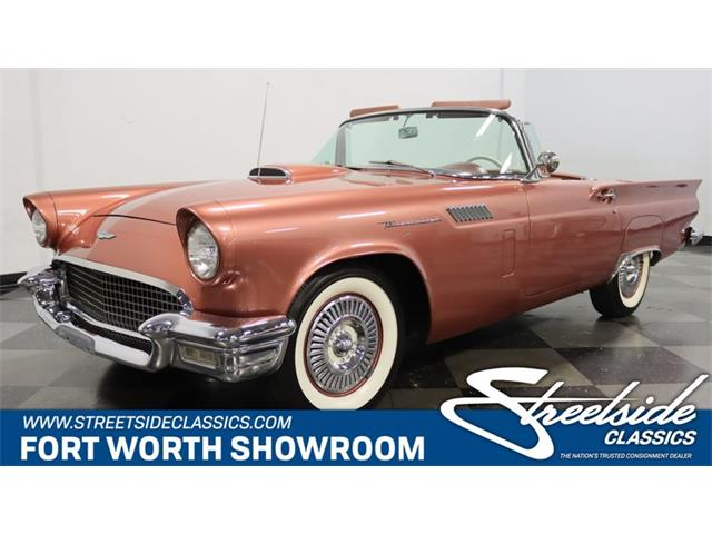 1957 Ford Thunderbird (CC-1433303) for sale in Ft Worth, Texas