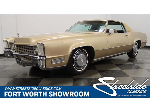 1969 Cadillac Eldorado (CC-1433305) for sale in Ft Worth, Texas