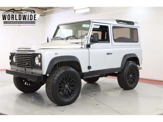 1987 Land Rover Defender (CC-1433309) for sale in Denver , Colorado