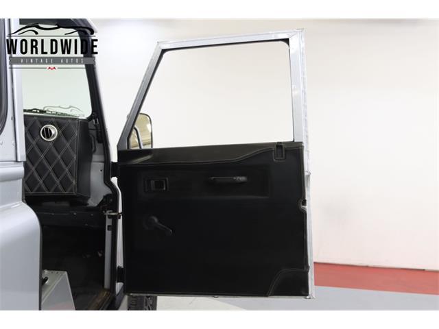 1987 Land Rover Defender (CC-1433309) for sale in Denver , Colorado