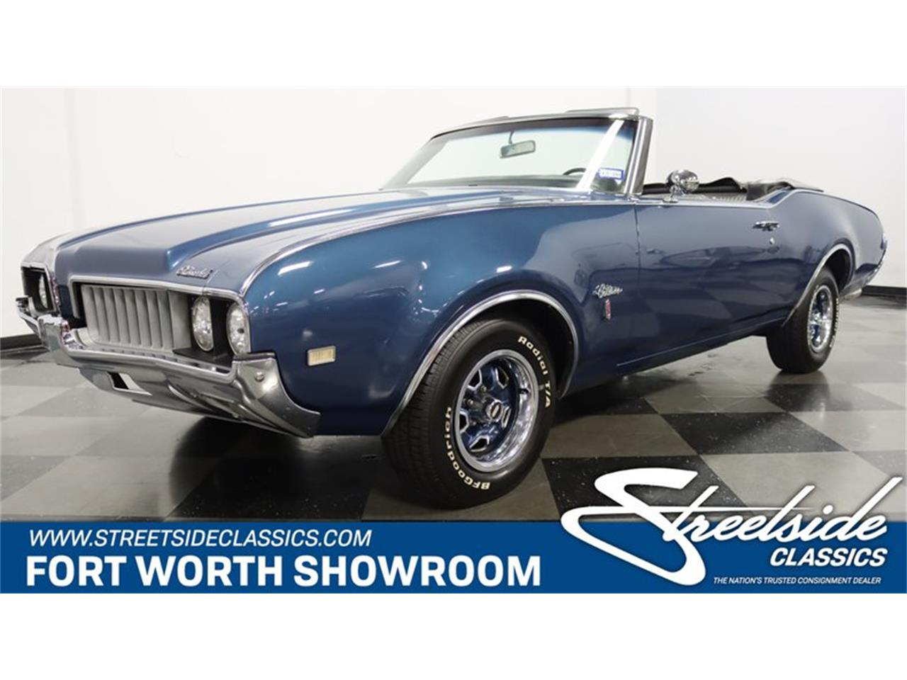 1969 Oldsmobile Cutlass (CC-1433313) for sale in Ft Worth, Texas