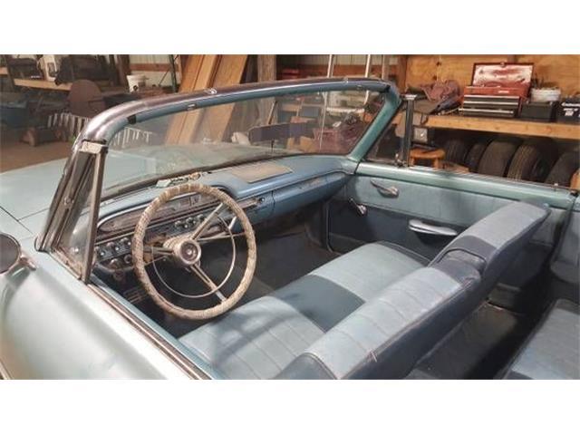 1961 Ford Galaxie (CC-1433314) for sale in Cadillac, Michigan