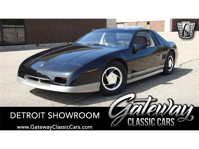 1985 Pontiac Fiero (CC-1433317) for sale in O'Fallon, Illinois