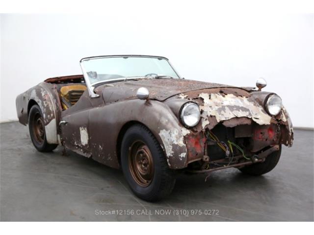 1959 Triumph TR3A (CC-1433320) for sale in Beverly Hills, California