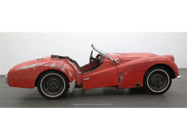 1963 Triumph TR3 (CC-1433321) for sale in Beverly Hills, California