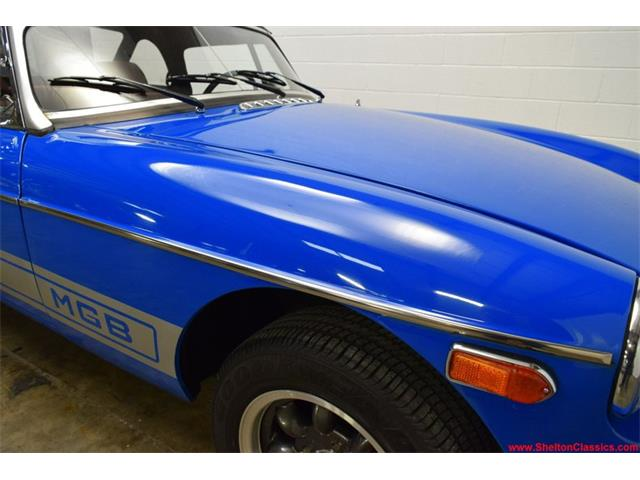 1977 MG MGB (CC-1433323) for sale in Mooresville, North Carolina