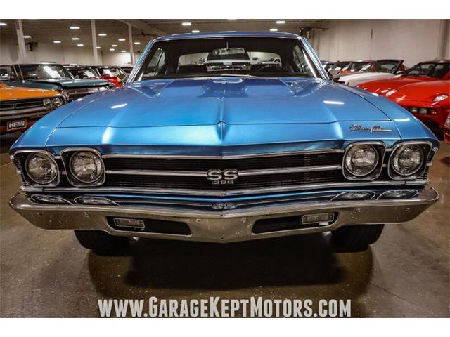 1969 Chevrolet Chevelle (CC-1433324) for sale in Grand Rapids, Michigan