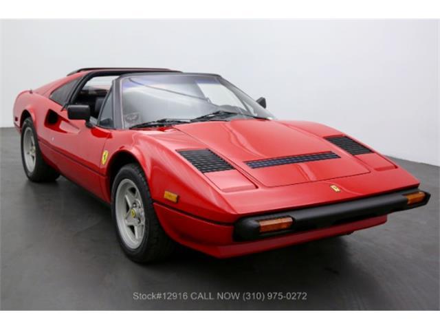 1983 Ferrari 308 GTS quattrovalvole (CC-1433326) for sale in Beverly Hills, California