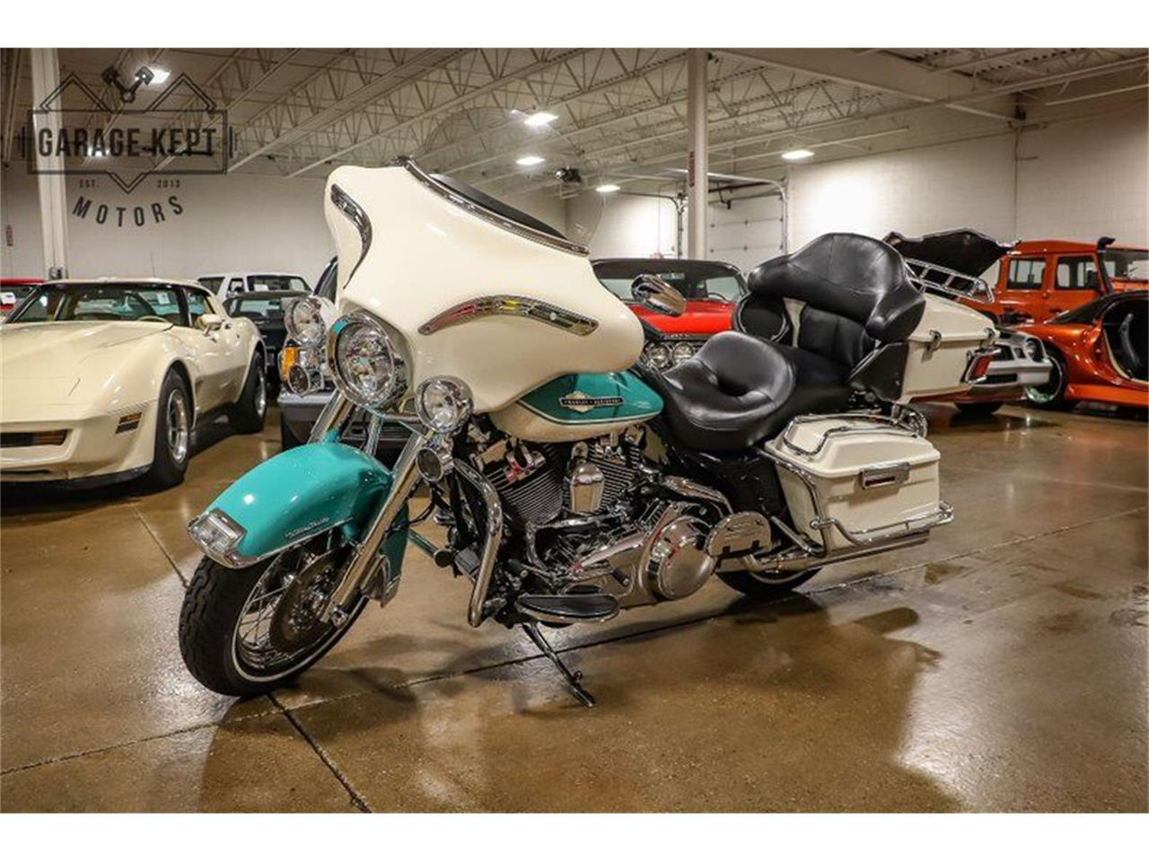 2008 Harley-Davidson Electra Glide (CC-1433329) for sale in Grand Rapids, Michigan