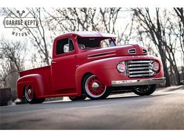 1950 Ford F1 (CC-1433335) for sale in Grand Rapids, Michigan
