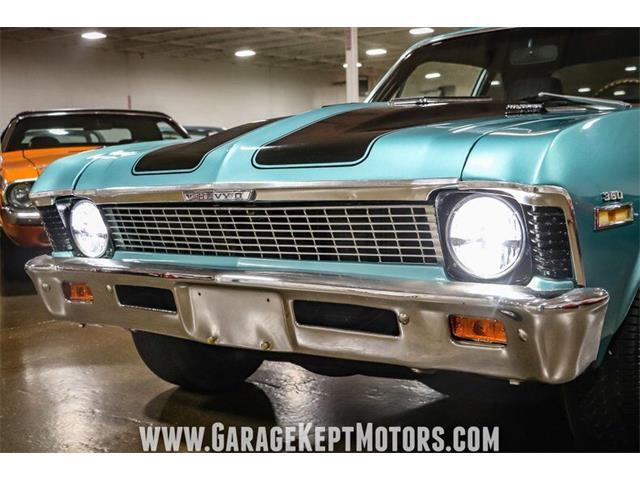 1972 Chevrolet Nova (CC-1433343) for sale in Grand Rapids, Michigan