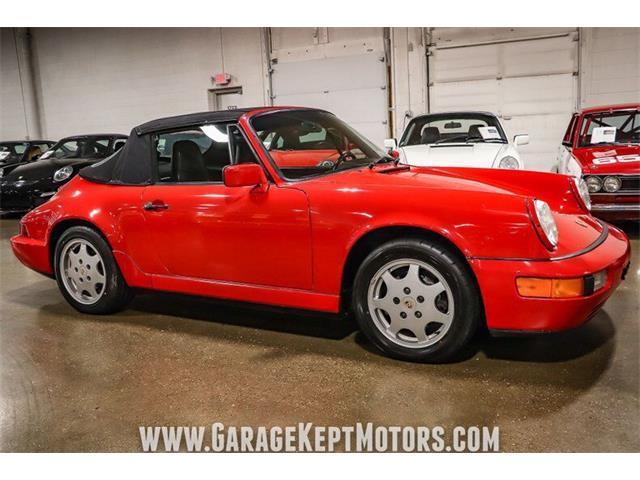1991 Porsche 911 (CC-1433350) for sale in Grand Rapids, Michigan