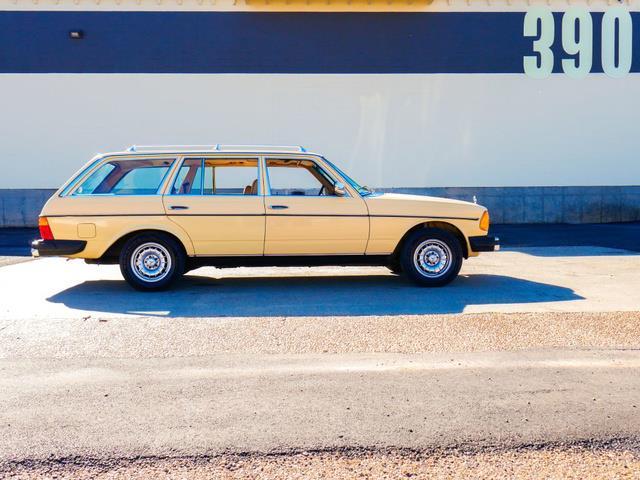 1982 Mercedes-Benz 300 (CC-1433359) for sale in Jackson, Mississippi
