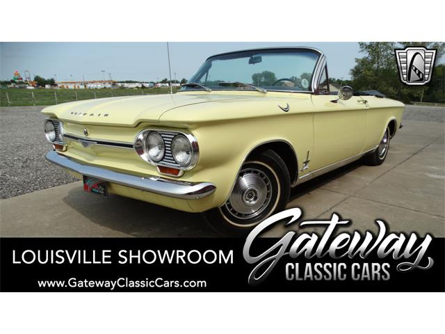 1964 Chevrolet Corvair (CC-1433361) for sale in O'Fallon, Illinois