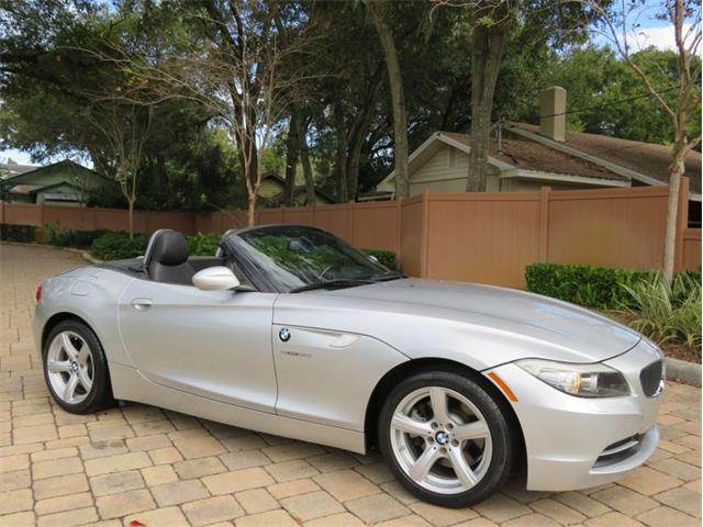 2009 BMW Z4 (CC-1433365) for sale in Lakeland, Florida