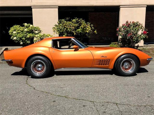 1972 Chevrolet Corvette (CC-1433368) for sale in Arlington, Texas