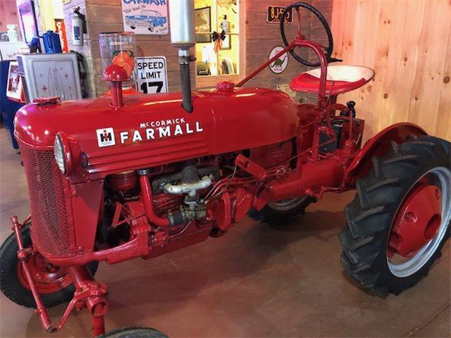 1953 International Tractor (CC-1430337) for sale in Belmont, Ohio