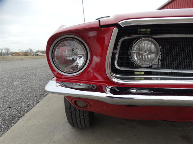 1968 Ford Mustang (CC-1433372) for sale in O'Fallon, Illinois