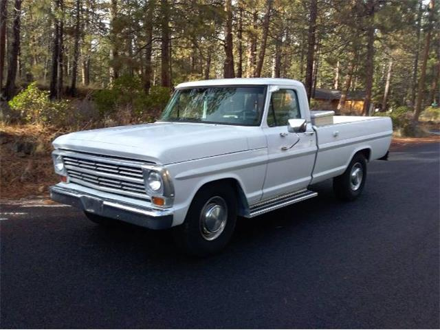 1968 Ford Pickup (CC-1433378) for sale in Cadillac, Michigan
