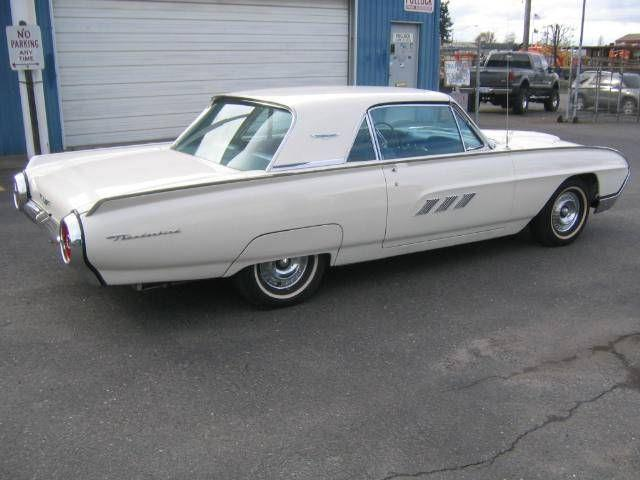 1963 Ford Thunderbird (CC-1433382) for sale in Cadillac, Michigan