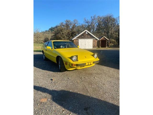 1978 Porsche 924 (CC-1433385) for sale in Cadillac, Michigan