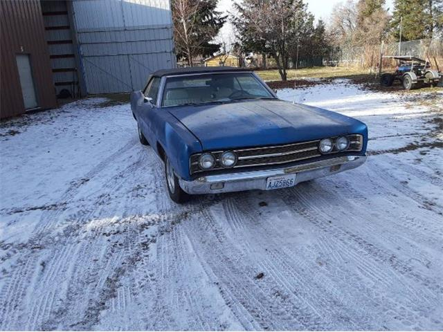 1969 Ford Galaxie 500 (CC-1433386) for sale in Cadillac, Michigan