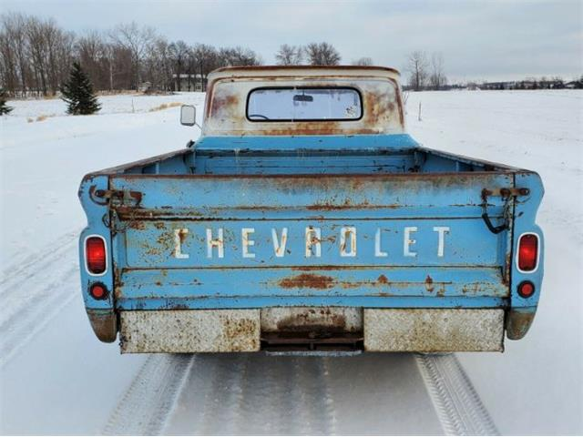 1966 Chevrolet C10 (CC-1433388) for sale in Cadillac, Michigan