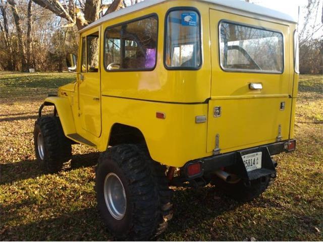 1972 Toyota Land Cruiser FJ (CC-1433390) for sale in Cadillac, Michigan