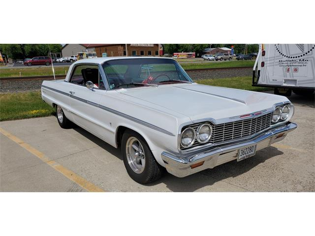 1964 Chevrolet Impala SS (CC-1433396) for sale in Annandale, Minnesota