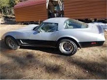 1980 Chevrolet Corvette (CC-1433402) for sale in Cadillac, Michigan