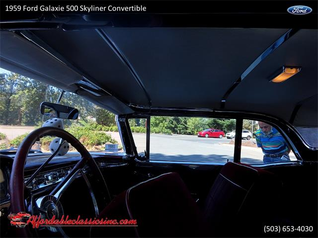 1959 Ford Galaxie Skyliner (CC-1433410) for sale in Gladstone, Oregon