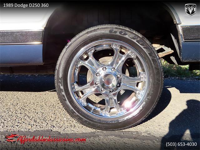 1989 Dodge D250 (CC-1433415) for sale in Gladstone, Oregon