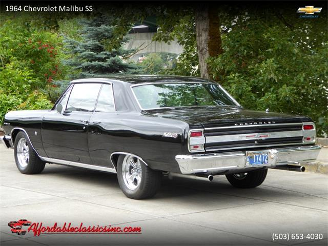1964 Chevrolet Malibu SS (CC-1433416) for sale in Gladstone, Oregon