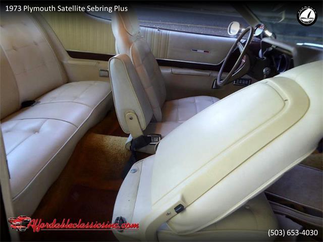 1973 Plymouth Satellite Sebring (CC-1433422) for sale in Gladstone, Oregon