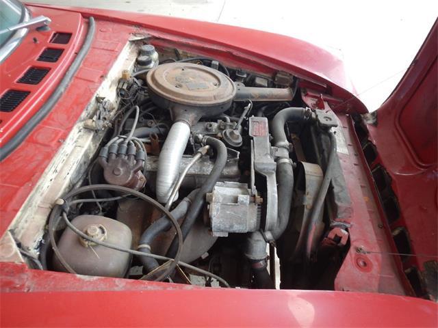 1977 Fiat Spider (CC-1433424) for sale in Celina, Ohio
