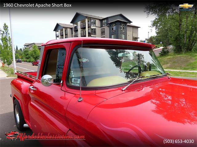 1960 Chevrolet Apache (CC-1433426) for sale in Gladstone, Oregon