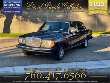 1983 Mercedes-Benz 300 (CC-1433427) for sale in Palm Desert , California