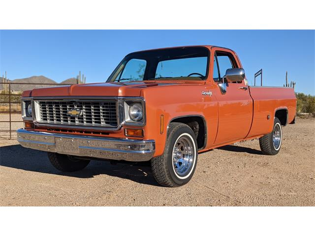 1974 Chevrolet C10 (CC-1430343) for sale in North Scottsdale, Arizona