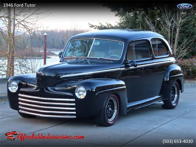 1946 Ford Tudor (CC-1433434) for sale in Gladstone, Oregon
