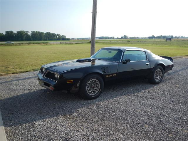1977 Pontiac Firebird Trans Am (CC-1433437) for sale in Celina, Ohio