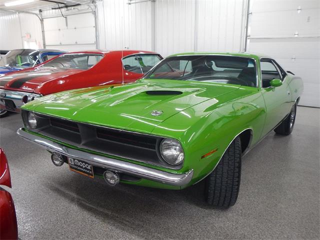 1970 Plymouth Cuda (CC-1433440) for sale in Celina, Ohio