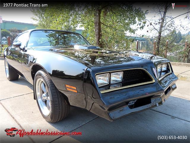 1977 Pontiac Firebird Trans Am (CC-1433445) for sale in Gladstone, Oregon