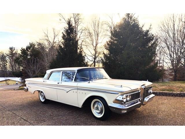 1959 Edsel Sedan (CC-1433448) for sale in Greensboro, North Carolina