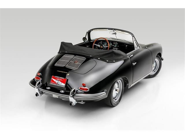 1963 Porsche 356B (CC-1433451) for sale in Costa Mesa, California