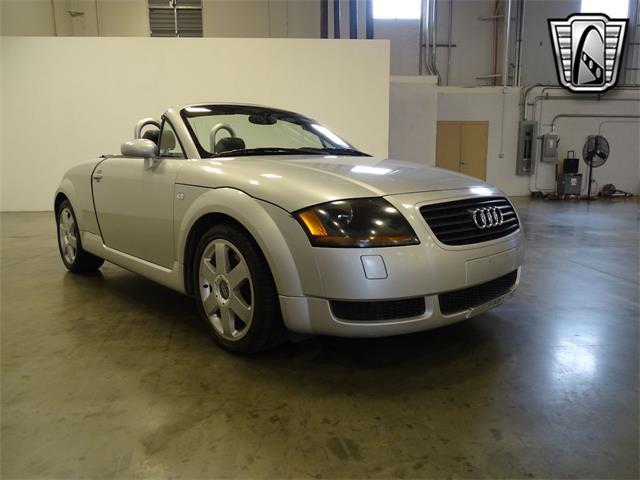 2001 Audi TT (CC-1433452) for sale in O'Fallon, Illinois