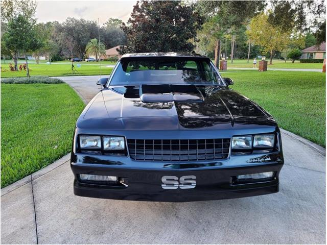 1986 Chevrolet El Camino SS (CC-1433465) for sale in Saint Johns, Florida