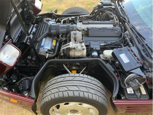 1993 Chevrolet Corvette (CC-1433466) for sale in Fredricksburg, Texas